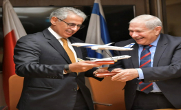 Gulf Air and EL AL Airlines Sign Agreement in Tel Aviv