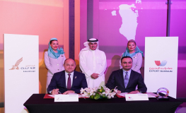 Export Bahrain Ties Up With Gulf Air Cargo To Offer Special Discounts On Cargo Exports