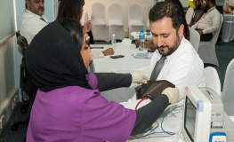 Gulf Air Co-hosts Blood Donation Drive