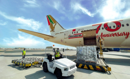 Gulf Air Continues to Support COVID-19 Vaccine Delivery