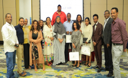 Gulf Air Hosts Dinner to Travel Agents in Addis Ababa