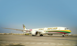 Gulf Air Receives 7th Dreamliner in its Special 70th Anniversary Livery