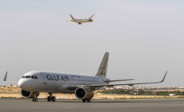 Gulf Air Resumes Direct Flights to and from Athens and Cairo