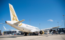 Gulf Air Welcomes Second Airbus A320neo to its fleet