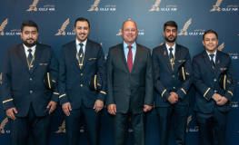 New Batch of Tamkeen Pilots Takes to the Skies with Gulf Air