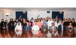 Gulf Air Management in Drive for Workforce Engagement