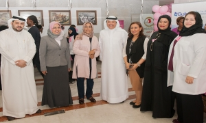 Gulf Air Marks Breast Cancer Awareness Month