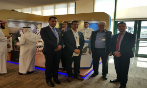 Gulf Air Participates in 2018 Saudi Aramco Annual Travel Show