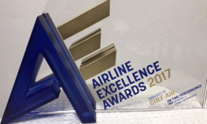 Gulf Air Recognised for Top On Time Performance Across the United Arab Emirates
