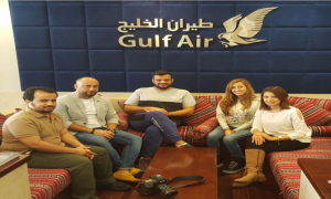 Gulf Air's 3 Weekly Tbilisi Service Showcased to GCC Travellers