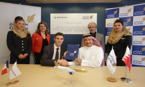 Safran Partners with Gulf Air to Supply Wheels and Brakes for its New Fleet of Boeing 787-9