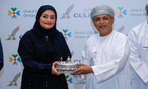 Gulf Air Inaugurates Salalah Route